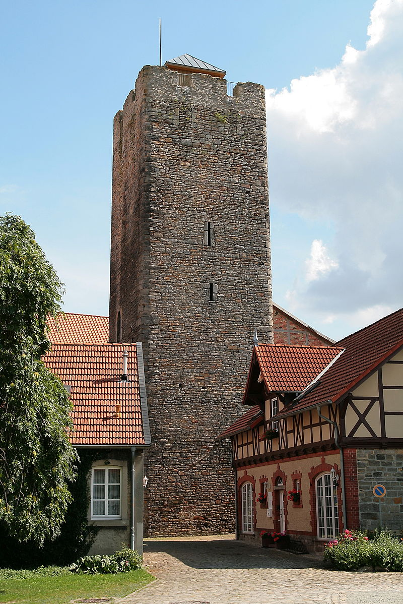 Oebisfelde, Bergfried