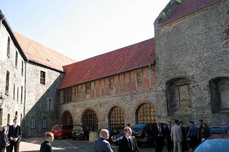 Oebisfelde, Rittersaal