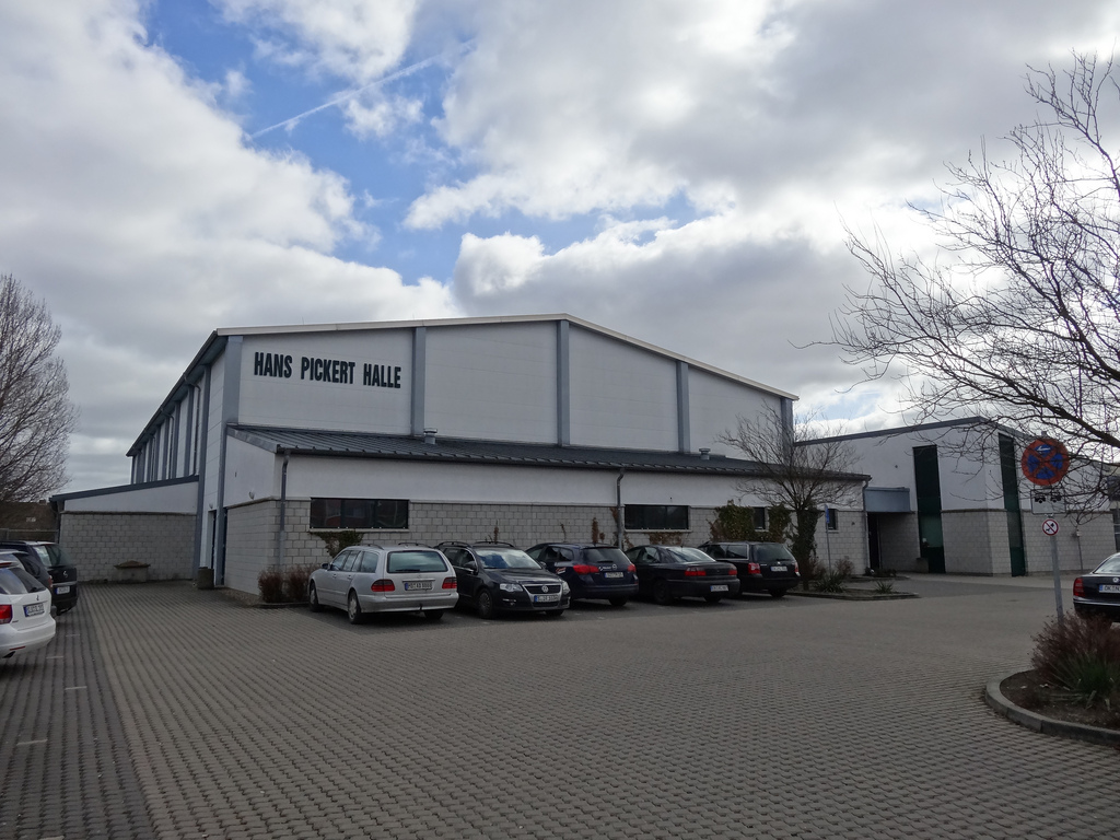 Oebisfelde, Hans-Pickert-Halle