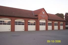 Oebisfelde, Feuerwehrgerätehaus